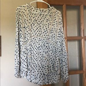 Amuse Society blouse